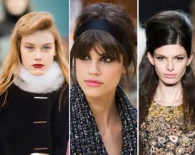 2016 Fall Hairstyle Winter Hair Trends