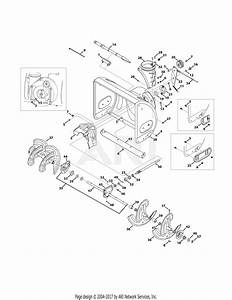 Troy Bilt 31am66p3766 Storm 2625  2015  Parts Diagram For