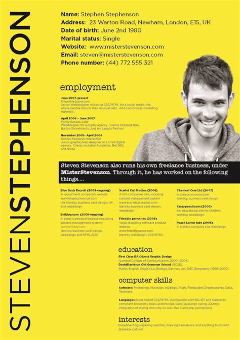 25 Creative Resume Designs That Will Make You Rethink Your Cv. Resume For Food Service Worker. Waitress Duties On Resume. Common Resume Fonts. Sample Resume For Cna With No Previous Experience