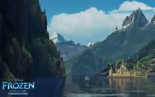 Arendelle Frozen Disney Movie