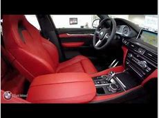 BMW X6 M black on red BMW West Island Montréal 1 866200