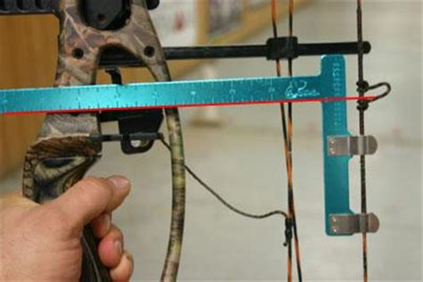 D Loop Installation On A Compound Bow