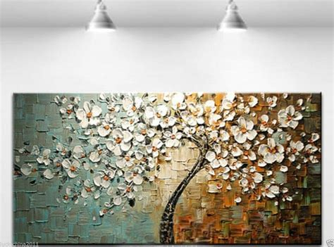 Modern Abstract Hand-painted Oil Painting Wall Decor Huge