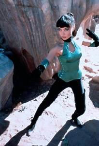 Jade from Mortal Kombat: Annihilation
