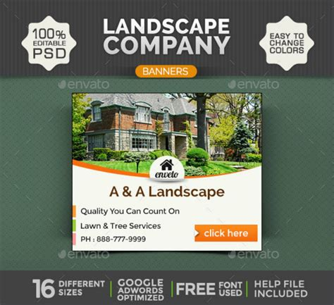 FREE 9+ Company Banner Examples in PSD | AI | EPS Vector ...