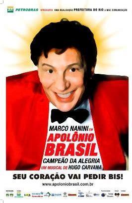 Apolônio Brasil, O Campeão Da Alegria  Wikipédia, A