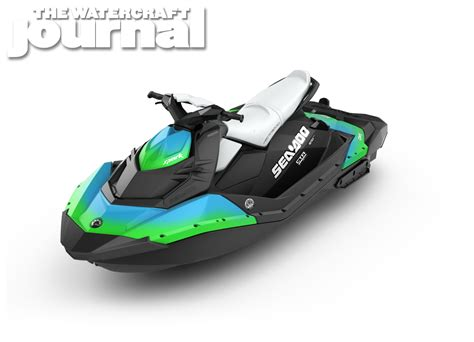 2015 Sea-doo Spark To Feature First Hybrid