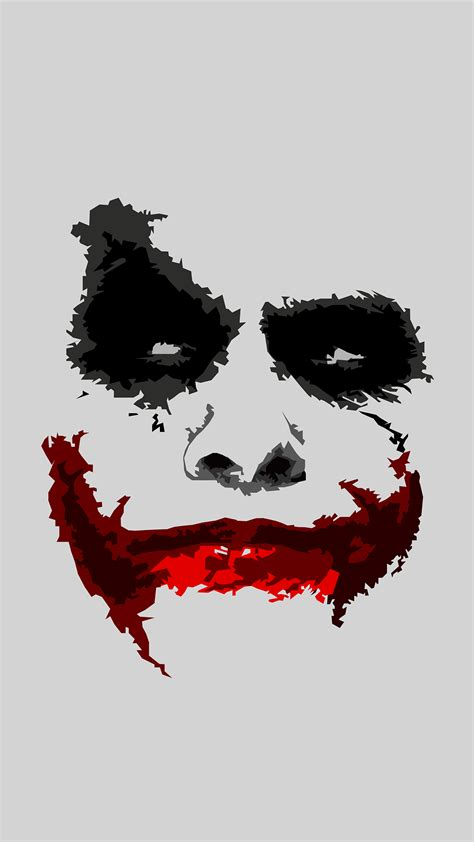 Iphone 6 Plus Batman Wallpaper Joker Face Wallpaper For Iphone X 8 7 6 Free Download On 3wallpapers