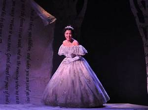 """Cinderella in Into the Woods 