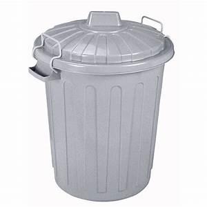 Mülleimer Für Einbauküche : m lleimer oscar tonne m grau 23 l kunststoff kaufen bei ~ Markanthonyermac.com Haus und Dekorationen