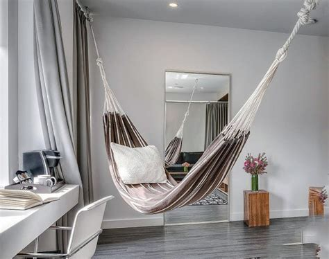 indoor bedroom hammock home decor  gallery