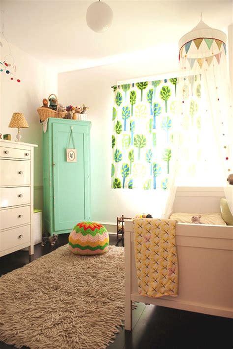 inspirations idees deco pour une chambre bebe nature