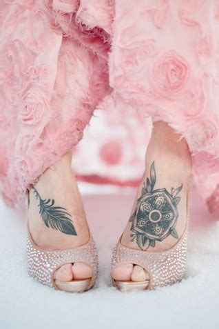 pink wedding dress bridal session burnetts boards
