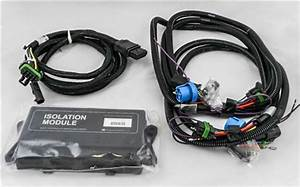 This Is A New Oem Fisher Snow Plow Harness Kit 8436  This