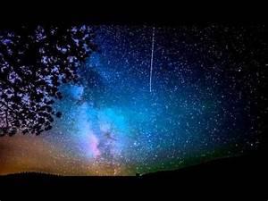 Milky Way Galaxy night sky Woodland Park Nikon D800 Time ...
