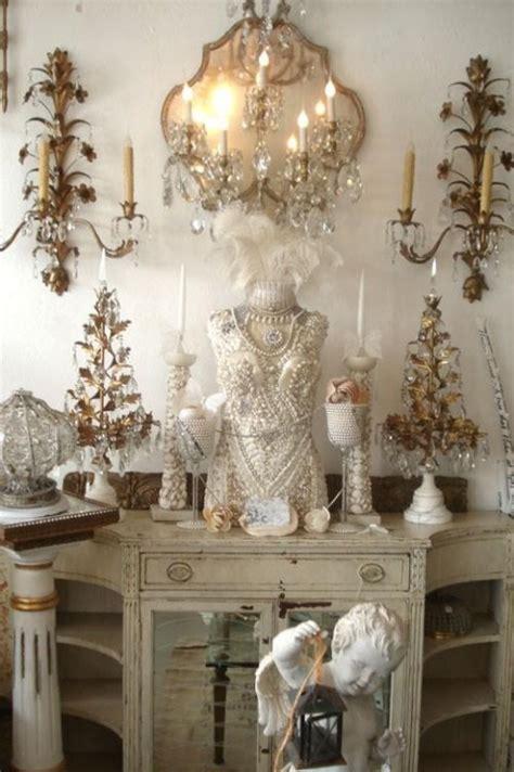 French Shabby Chic Furniture  Interior Design