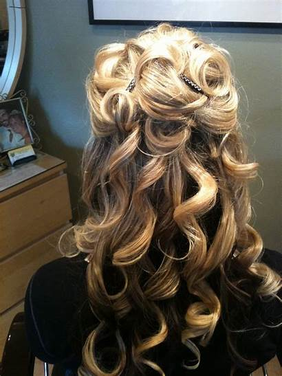 Hair Updo Hairstyles Updos Partial Easy Short