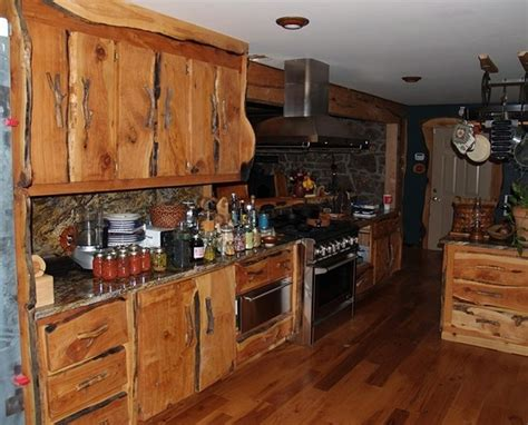 kitchen cabinets rustic style western kitchen cabinets 6369