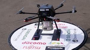Mobilizing Drones To Guide Tsunami Evacuations  U0026 Monitor