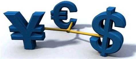 commercio valute sistema monetario europeo e commercio delle valute estere