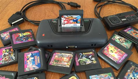 Game Gear Game Gear Console Edition Hackaday