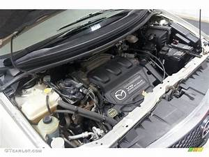 2003 Mazda Mpv Lx 3 0 Liter Dohc 24 Valve V6 Engine Photo
