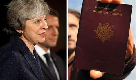 brexit news britons refuse  apply  french citizenship uk news expresscouk