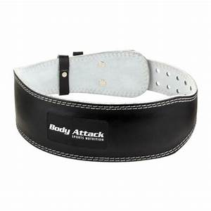 Ceinture Musculation Avis : body attack ceinture de levage en cuir s nu3 ~ Maxctalentgroup.com Avis de Voitures