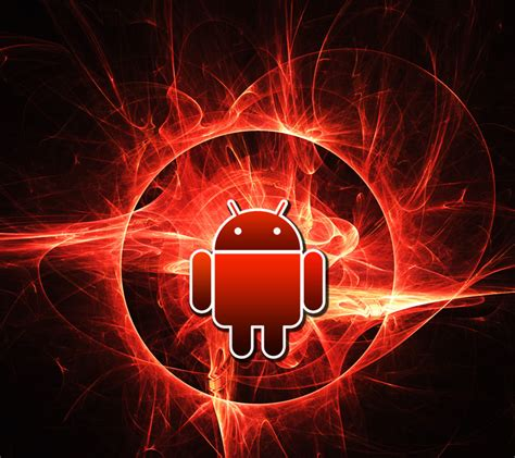 android wallpaper red gallery