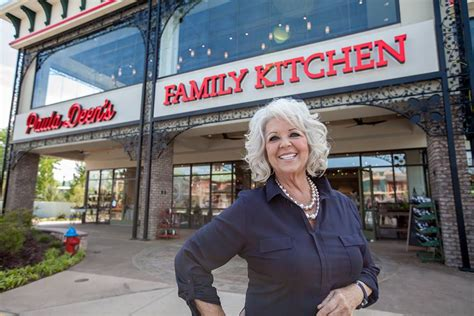 Southern Chef Paula Deen Bringing 'cut The Fat' Tour To