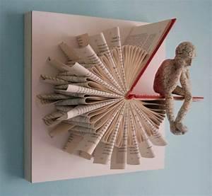 que faire de vos vieux livres vieux livres vieux et livre With bricolage a la maison 5 livre de poche pliage des pages photo de d loisirs