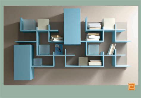 librerie pensili liberie pensili di design