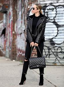 Six Black Winter Outfit Ideas | 2018 Fashion Trends
