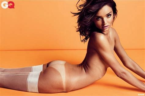 Miranda Kerr Nude Is The Greatest Thing On Earth Pics