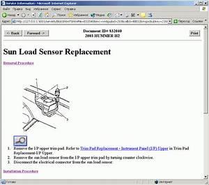 Gm Techline  General Motors Service Information 2011