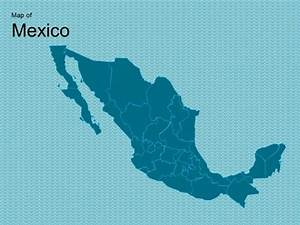 Retirement Template Free Map Of Mexico Template