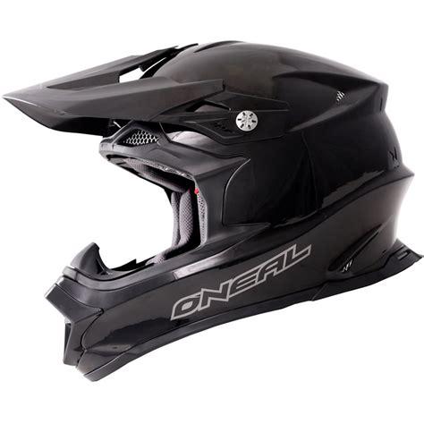 oneal motocross helmets oneal 812 plain mx lightweight fiberglass 8 series enduro