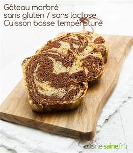 Gateau Sans Lactose : g teau marbr sans gluten cuisson basse temp rature ~ Melissatoandfro.com Idées de Décoration