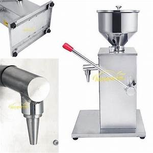 Manual Filling Machine  5