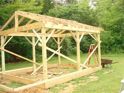 how to build a 12x20 cabin a budget 15 steps with pictures