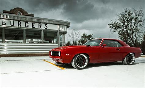 chevrolet camaro red devil pro touring review car