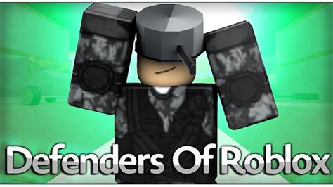 defenders  roblox  robux