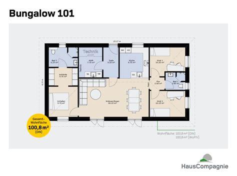 Bungalow 110 Qm Grundrisse by Grundriss Bungalow 110 Qm Traumhaus Grundriss Bungalow
