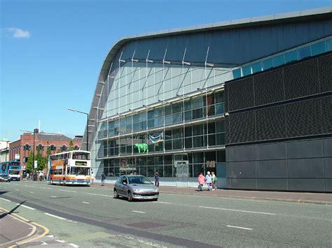 Manchester Aquatics Centre, Oxford Road, Manchester, UK, 1 ...