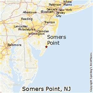 Best Places To Live In Somers Point New Jersey