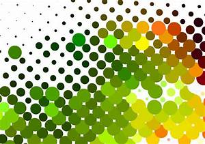 Colorful Dots Background Vector Graphic | Free Vector ...