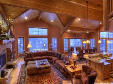 Home Decor Utah : Epic Luxury Homes For Sale In Park City Utah 24 About