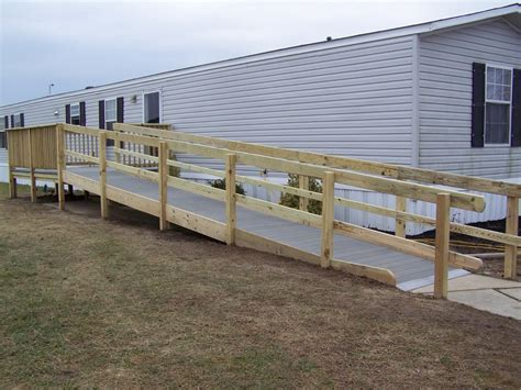 build wheelchair ramp plans wood  plans