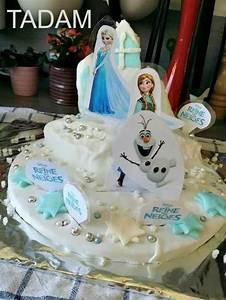 Gâteau Reine Des Neiges : le g teau reine des neiges voir ~ Farleysfitness.com Idées de Décoration