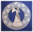 BellaCrochet: The Snow Queen Doily Pattern is Now Available